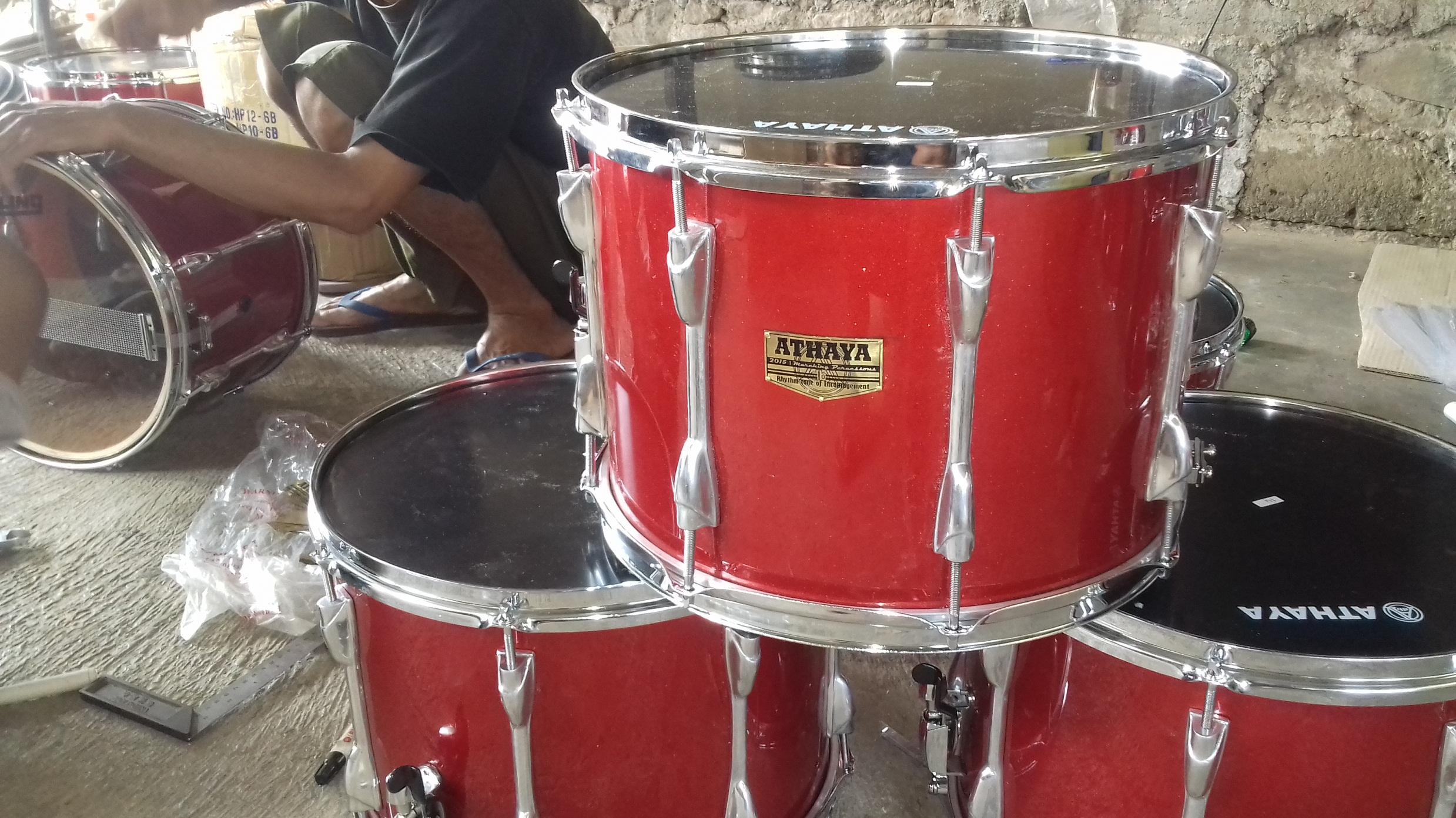 Daftar harga alat drumband terbaru 2018 | harga alat marching band terbaru 2018