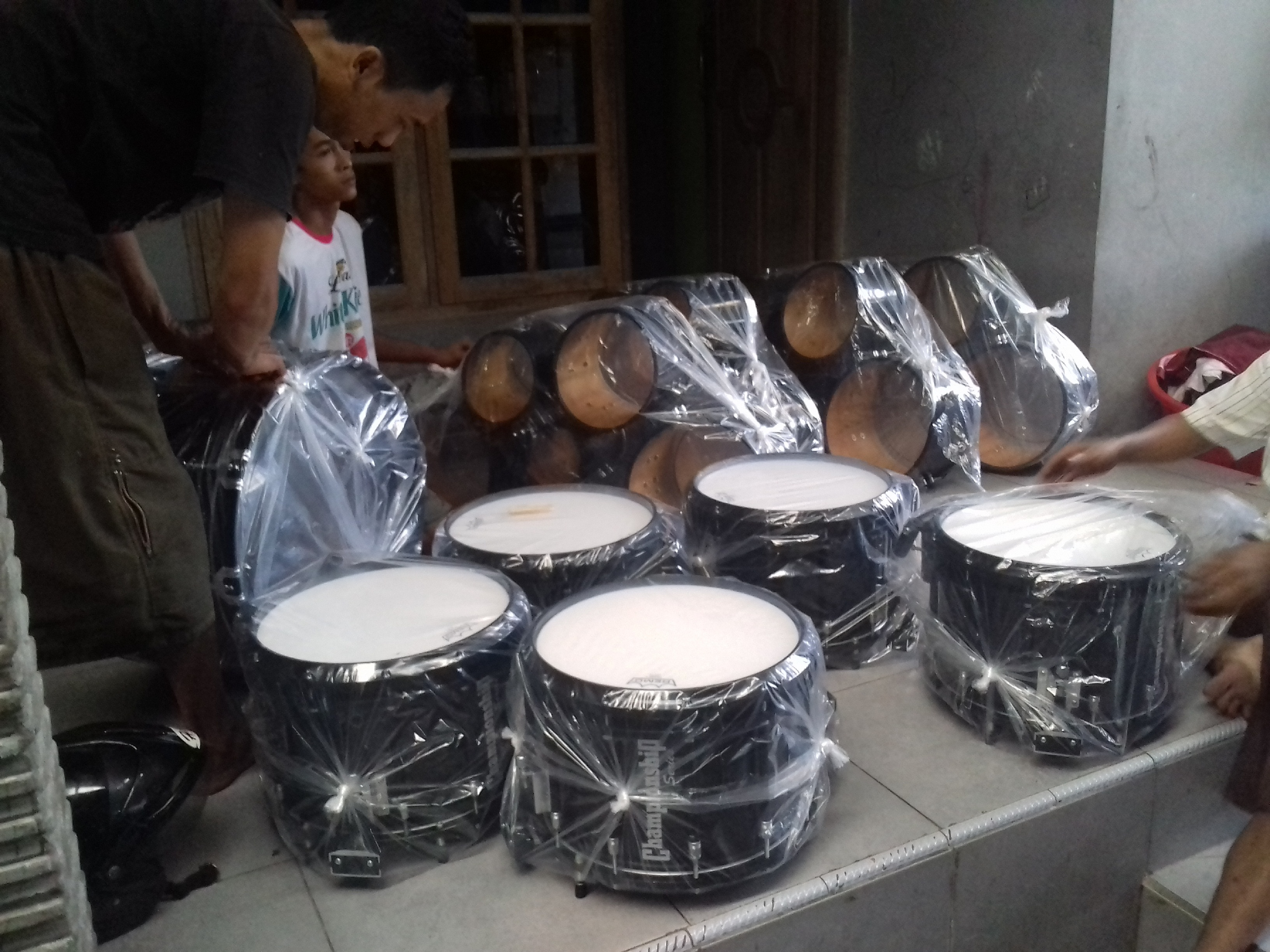 HARGA ALAT MARCHING BAND SD