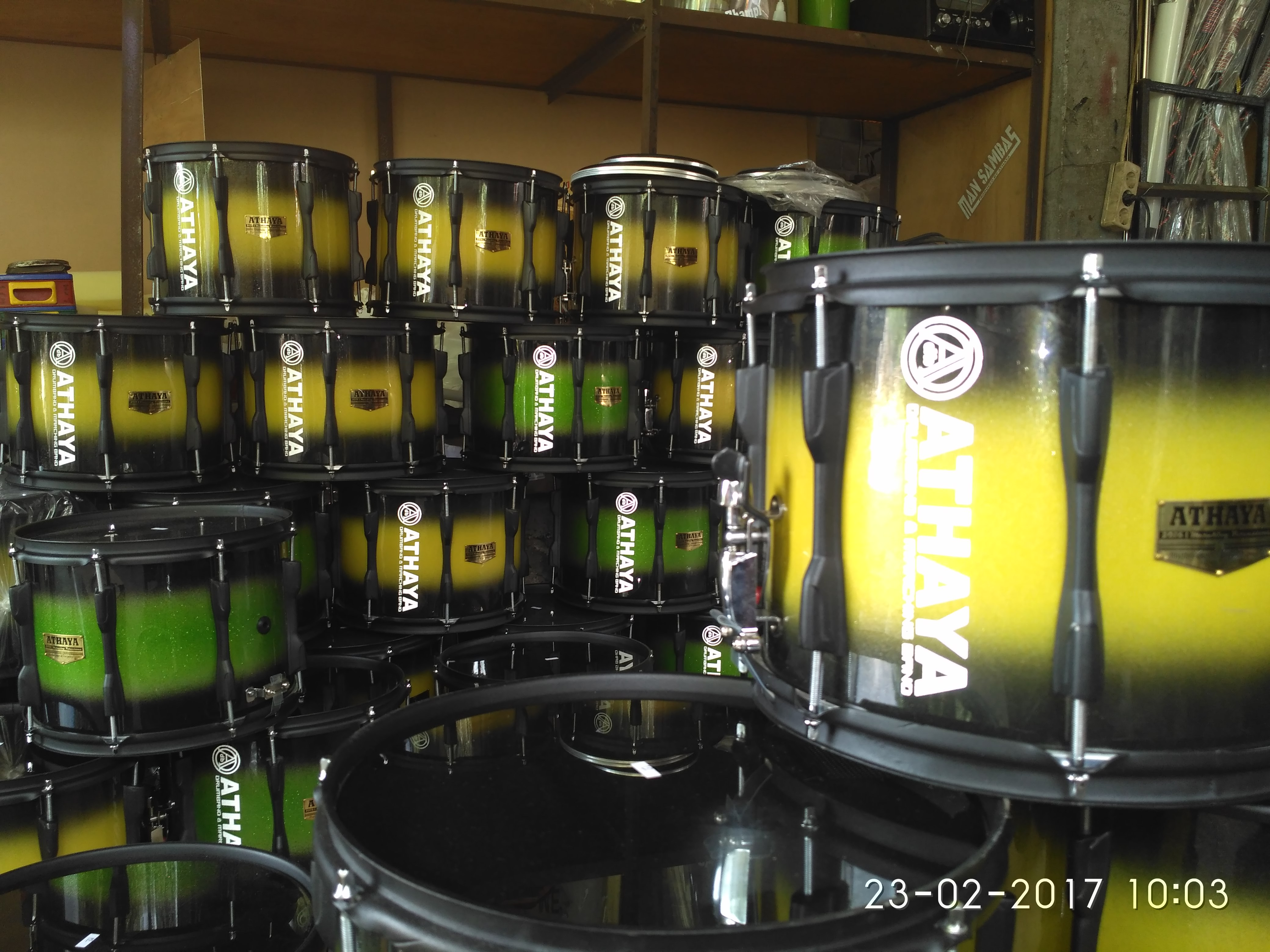 jual alat drumband jogja | daftar harga drumband sd
