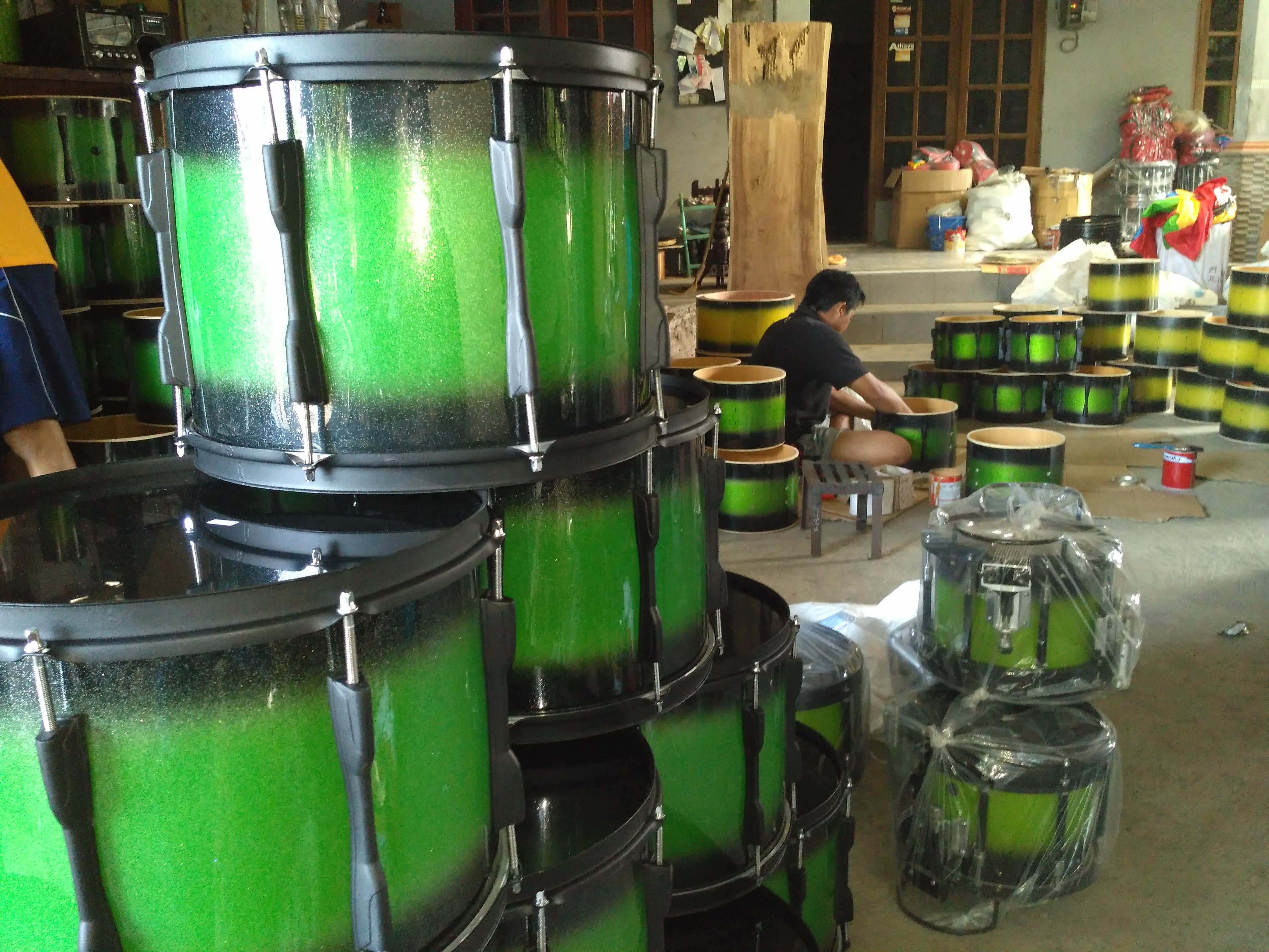 Pengrajin Drumband murah